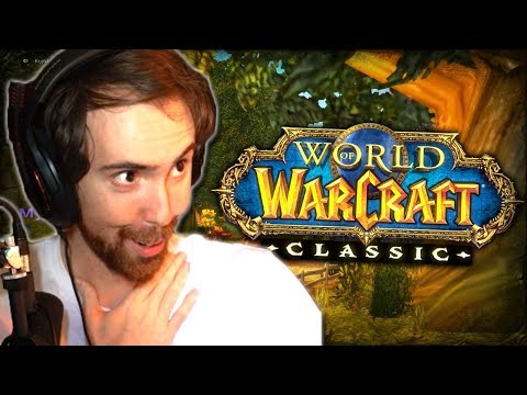 ASMONGOLD Vs CLASSIC WoW: 15 Years Later, It's Back.