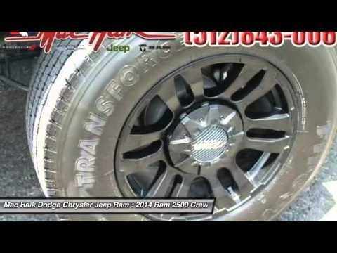 Mac Haik Dodge Temple Tx >> 2014 Ram 2500 Temple TX 634563A - YouTube