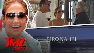 Jennifer Lopez Is Ready To Be A Bride | TMZ TV