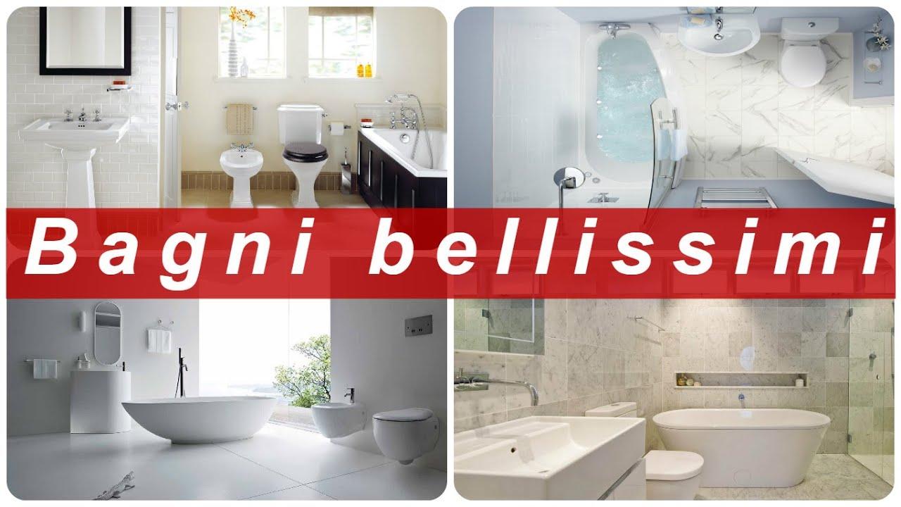 Bagni Piccoli Bellissimi : Bagni bellissimi youtube