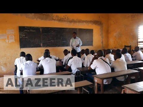 Guinea schools reopen after deadly teachers' strike