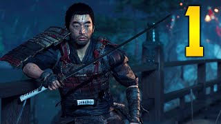 Ghost of Tsushima - Part 1 - THE BEGINNING (Gameplay Walkthrough, Let's Play)