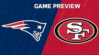 Patriots vs. 49ers (Week 11 Preview)   NFL NOW
