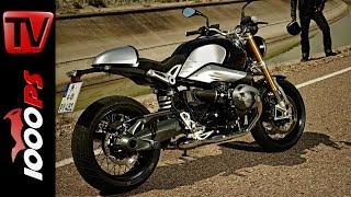 BMW R nineT Stripped 2014- Interview@EICMA 2013
