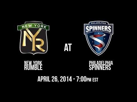 Week 3 - New York Rumble @ Philadelphia Spinners