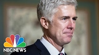 Neil Gorsuch Hearing: GOP Praises His Conservatism, Democrats Critique Past Rulings | NBC News