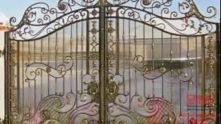 Кованые ворота от ООО
