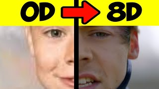 Harry Styles - Sign of the Times (8D AUDIO)