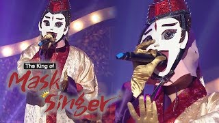 "SHINee - ""Sherlock"" Cover By Son Seung Yeon [The King of Mask Singer Ep158]"