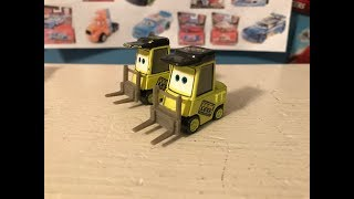 Disney Cars Stacy Review (Forklift Friday #9)
