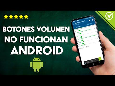 'Los Botones de Volumen no Funcionan en Android N' - Solución