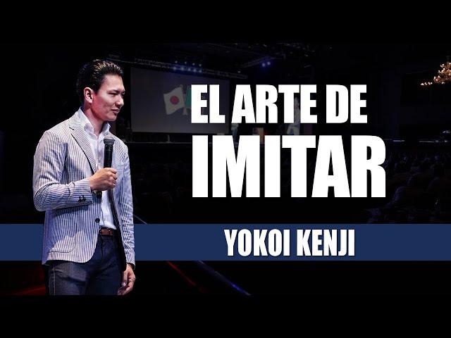 EL ARTE DE IMITAR |YOKOI KENJI