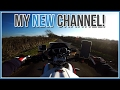 NEW CHANNEL LAUNCH (& numb fingers)