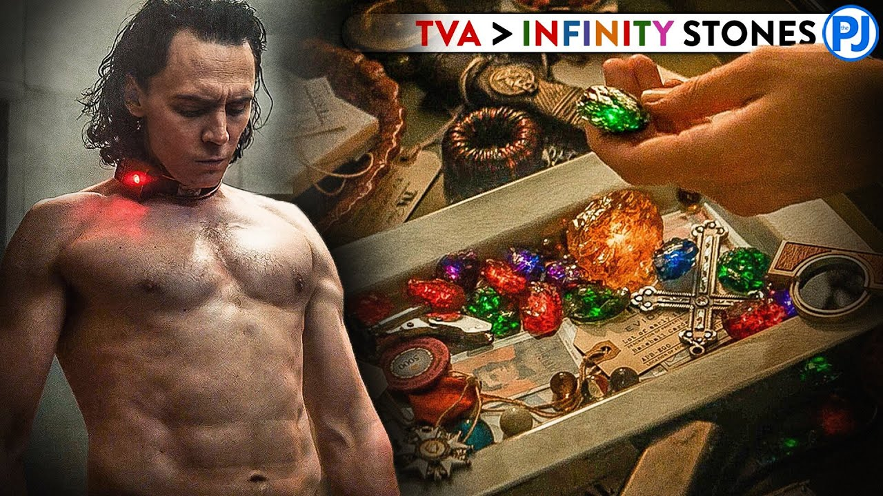 LOKI: TVA Is More Powerful Than the Infinity Stones? Most Powerful Entity in MCU?  - PJ Explained