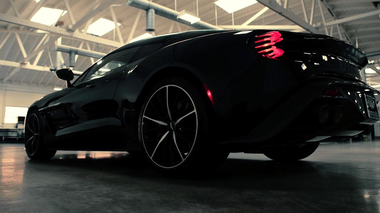 Aston Martin Beverly Hills Reveals Vanquish Zagato YouTube - Aston martin beverly hills