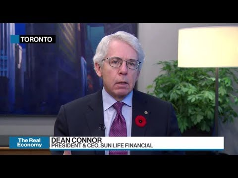 Sun Life CEO: 'We Operate Around The World And Tax Rate Matters'