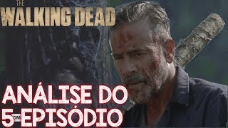 The Walking Dead análise do 5 episódio da 10 temporada - Negan vs Beta e sussurradores