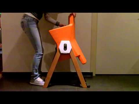 HiLo Chair Demo Usage