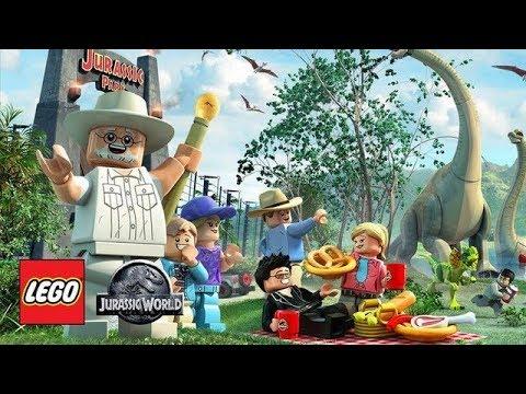 LEGO Jurassic World | FR | Let's play | L'histoire de Jurassic Park 4/5