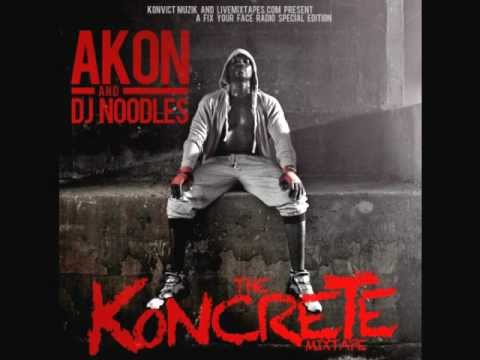 Do It - Akon The Koncrete Mixtape 2012