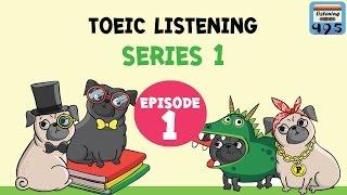 ฝึกฟังภาษาอังกฤษ | listening practice for toeic EP1 screenshot 2