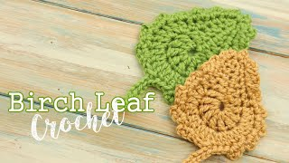 In today's tutorial I show you how to crochet my Birch Leaf pattern from my Autumn eBook, one of the exclusive never seen before designs. I hope you enjoy and ...