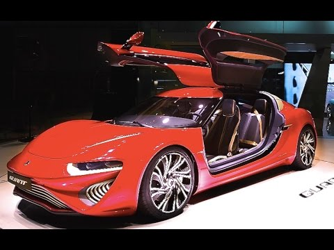 Quant F Electric Supercar 4 Seater Commercial Sports Car New Hd Carjam 2016 You