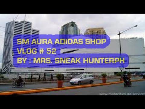 ADIDAS SHOP SM AURA | MRS. SNEAK