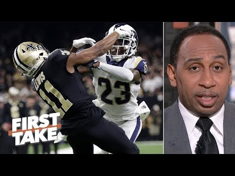 nfl's-pass-interference-rule-change-better-not-further-delay-games---stephen-a.- -first-take