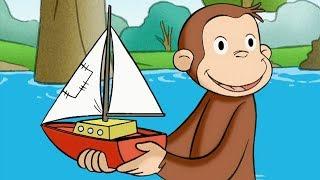Georges le Petit Singe 🐵 Les Castors 🐵Saison 1  🐵Dessin Animé 🐵Animation Pour Enfants