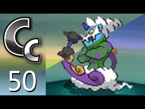 Pokémon Black & White - Episode 50: Thunder, Rain, and Lightning