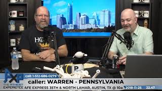 Powers of Crystals, Situational Ethics | Warren - PA | Atheist Experience 22.47