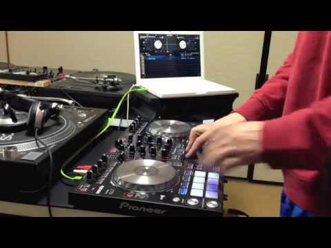 BPM Transition Mix with DDJSR 130 to 75 BPM using Acap Loop