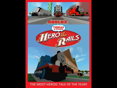 How to DRAW TRAIN Thomas and Friends Coloring Pages HIRO Train VIDEO     ROBLOX Thomas and Friends  Hero of the Rails Part 6  Final Part