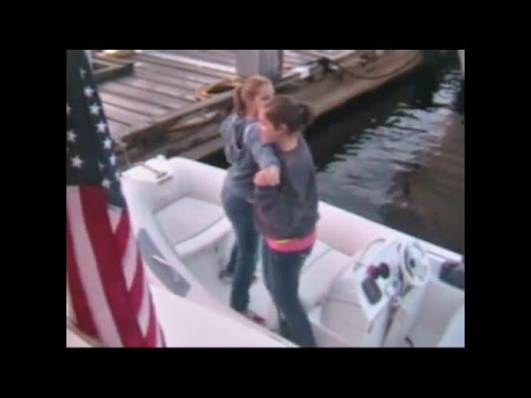 Shankashack- We're in a dinghy!! (Fly by Sugar Ray)