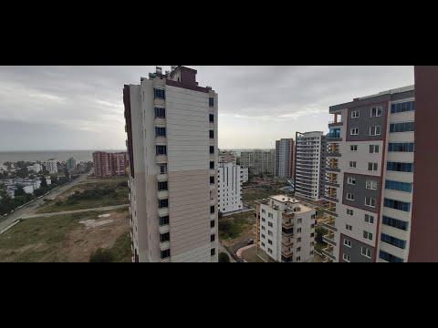 Мерсин недвижимость , квартира с видом на море