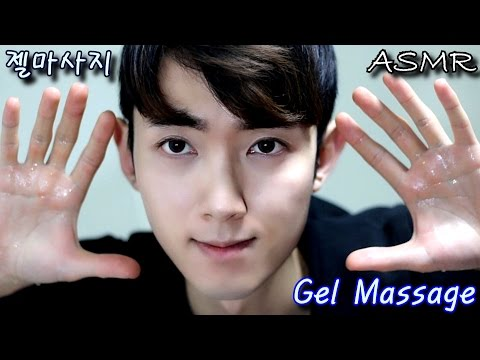 Asmr twin ear cleaning ear oil massage ear brushing ear tapping and tingly sounds - 3 10