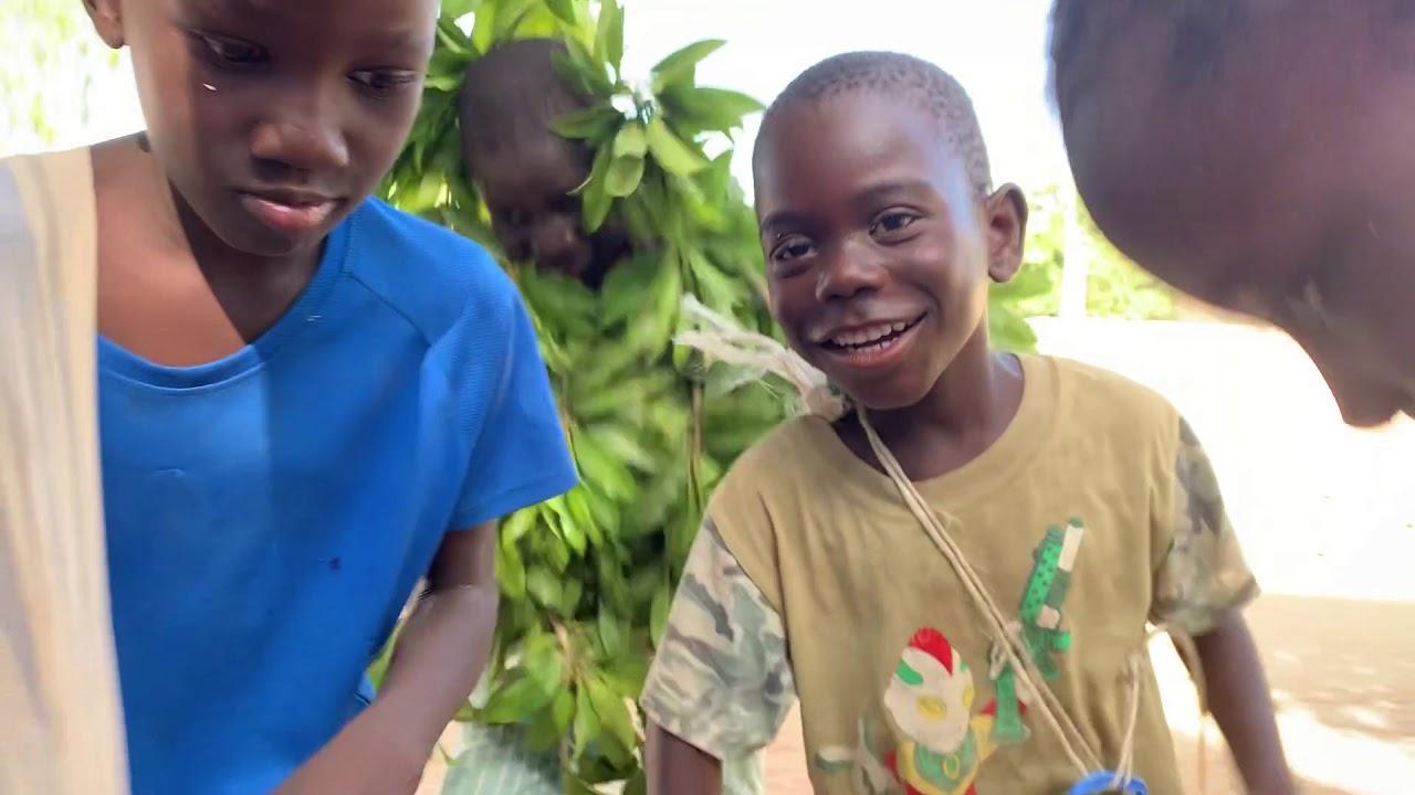 Niños de Warang, Senegal, Noviembre 2019