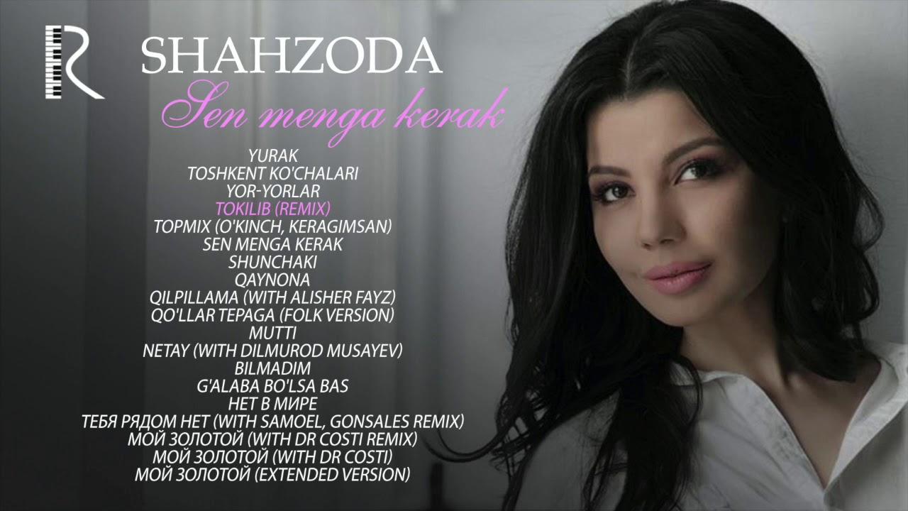 Shahzoda - Sen menga kerak nomli albom dasturi 2014
