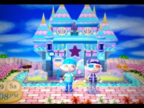 Animal crossing new leaf house tour 2 youtube for Animal crossing new leaf arredamento