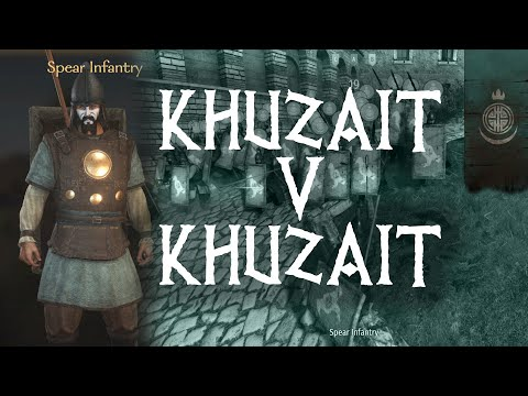 Captain Mode | Khuzait V Khuzait | Mount & Blade 2 Bannerlord Beta