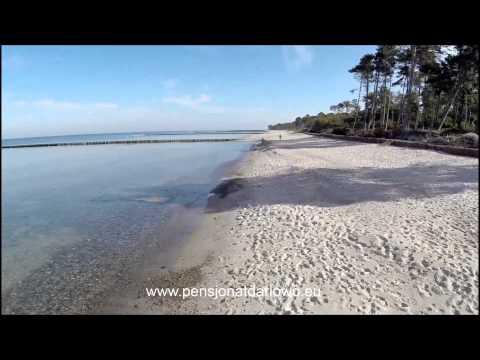 3-km pięknej dzikiej plaży w cicowie
