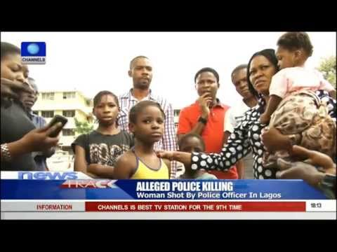 Alleged Police Killing: Victim's Children Narrate How They Watched Her Die 20/09/15