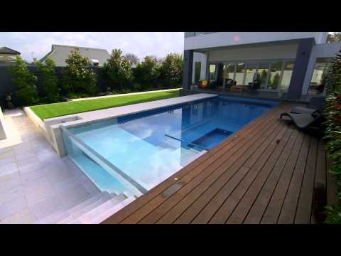 SPACED OUT: Melbourne Australia Glass Pool