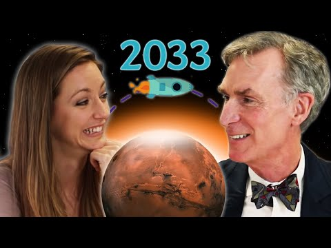 Should You Go To Mars? Ft Bill Nye