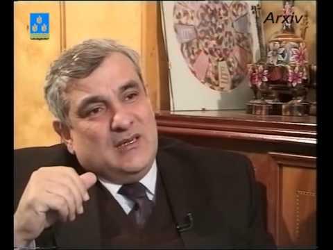 Kamal Abdulla Mədəniyyət Fondun Da Müsahibə Verərkən...