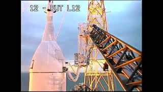 Orion, Delta IV Heavy Liftoff-Up Close