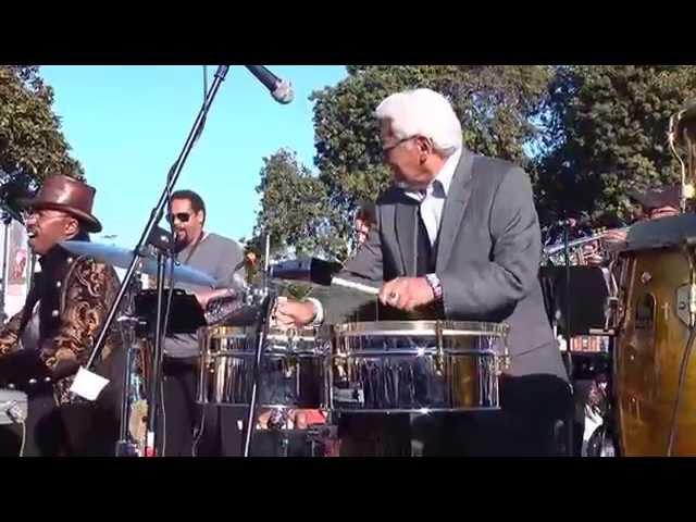 Maestro Curtis & His SOL Jazz Funkestra feat. Papa Pete Escovedo & Juan Escovedo