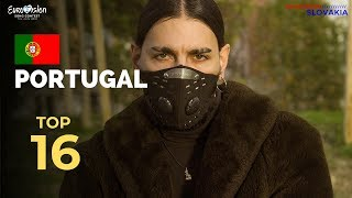 EUROVISION 2019 PORTUGAL 🇵🇹 - MY TOP 16 ENTRIES (FESTIVAL DA CANCAO)