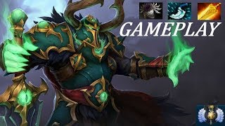 Dota 2 Wraith King In 7.07?! Ranked Gameplay Commentary